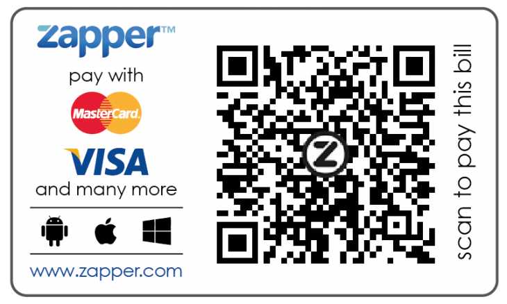 Giving by Zapper